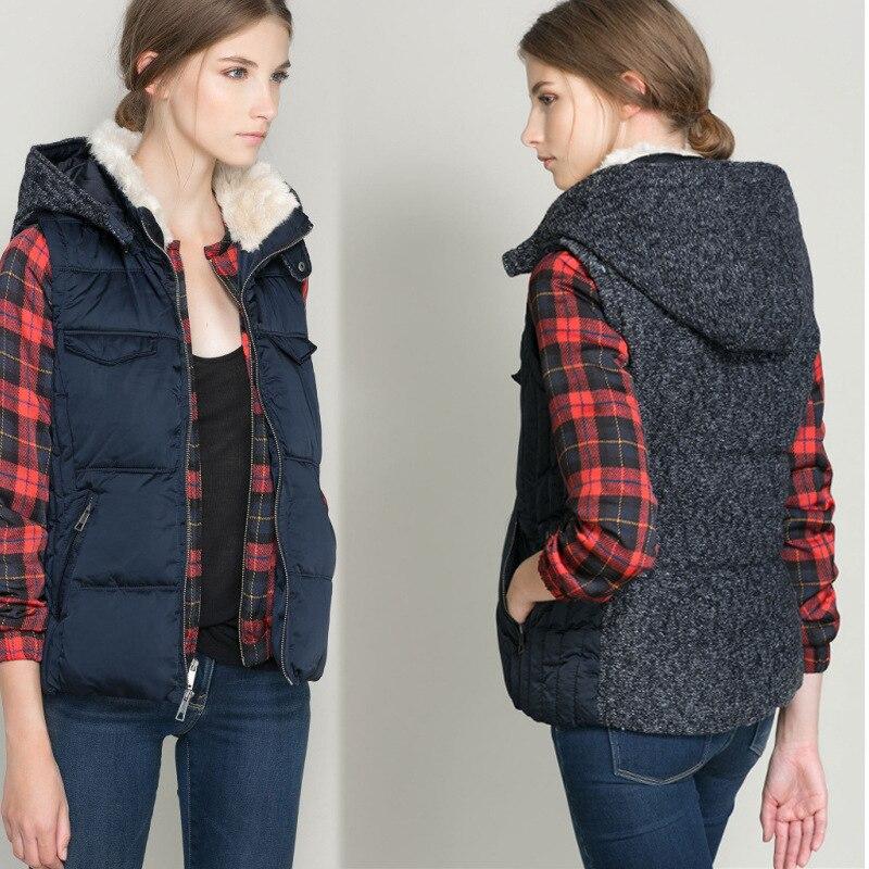 Free Shipping European Style Winter Women's Fur Collar ...