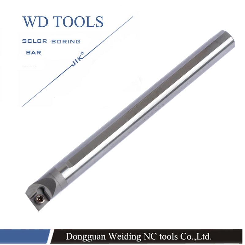 CCGT04 CCGT06 C04G C05H C06 C07K C08K C10M C12Q C14Q C16R Boring Bar CNC Lathe Internal Turning Tool Holder SCLCR  Boring Bar