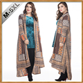 2017 Moda Cardigan Mujeres maxi Vestido de manga Larga de Dubai abaya jalabiya Musulmán mujeres islámicas ropa vestido túnica caftán Marroquí