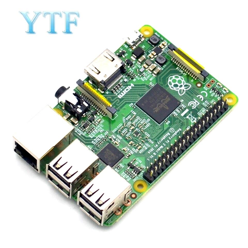 UK original version of the 2015 version of the raspberry pi 2 generation B type 4