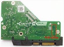 HDD PCB логика совета 2060-771824-006 REV для WD 3.5 SATA ремонта жесткий диск восстановления данных