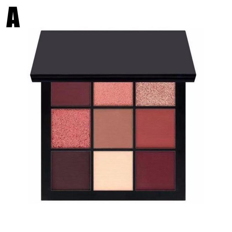Aurelife Eyeshadow Palette Powder Pigment Based Makeup Maquiagem Shimmer Waterproof Beauty Matte Shadow Palette