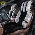 2016 nueva negro-GRIS faur piel cubierta de asiento de coche, coche cubre tamaño universal para todos los tipos de asientos, protector de asiento de coche, para lada kia