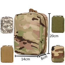 1000D Nylon Tactical Military EDC Molle Pouch small Waist Pack hunting Bag Pocket for Iphone 6 7 for Samsung Outdoor sport bags стоимость
