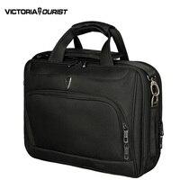 VICTORIATOURIST Laptop Shoulder Bag Men Men Waterproof Nylon Messenger Bag Mens Business Bag Handbag For Men