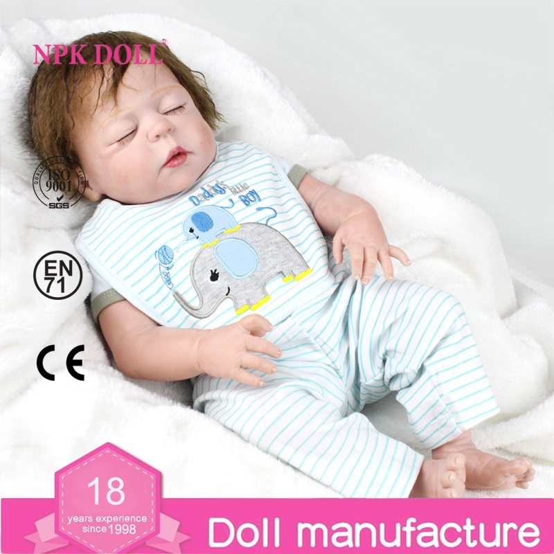 Kaydora 22 Inch baby doll toy Lifelike bebe reborn silicone doll for girls handmade adora doll toys for girls gift