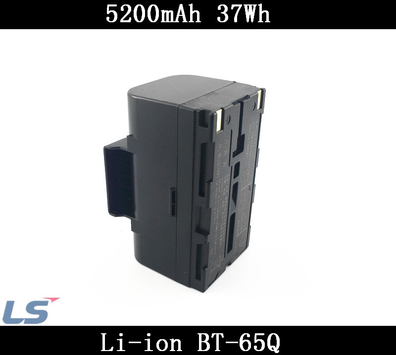 2019 brand new Topcon BT-65Q Li-ion Battery for Topcon survey Total Station 7.4V 5200mAh
