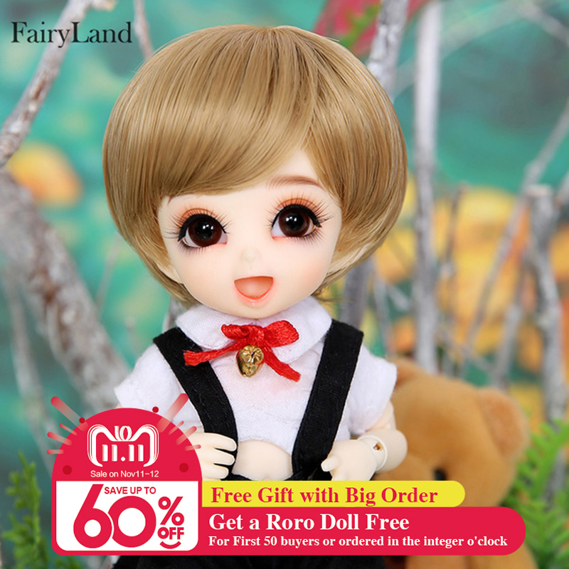 FL Pukifee Pongpong Fairyland bjd sd doll 1/8 body model baby girls boys dolls eyes High Quality toys shop OUENEIFS minifee rohan bjd 1 4 msd body model reborn baby girls boys dolls eyes high quality toys luodoll shop oueneifs fairyland