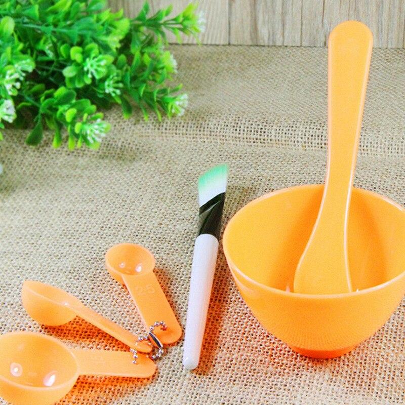 12Pcs=2Set Makeup Tools Kit Bowl Stick Spoon Makeup Brush Set Face Care Contour Brushes Cosmetic Accessories For Mask Skin Care