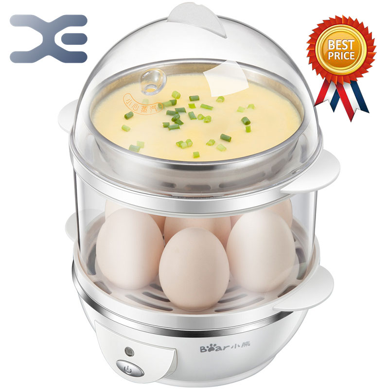 Steamed Egg Stainless Steel Eggs Roll 220V Egg Boiler High Quality Kitchen Appliances 220v double electric multi egg boiler steamed custards cooker machine stainless steel with 30 minutes timer auto off function