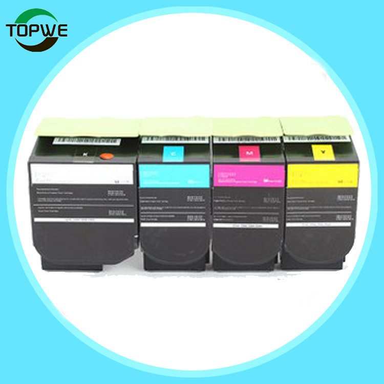 цены  Color Toner Cartridge CS310 for Lexmark CS310 CS410 CS510 printer  MEA region 4K/3K
