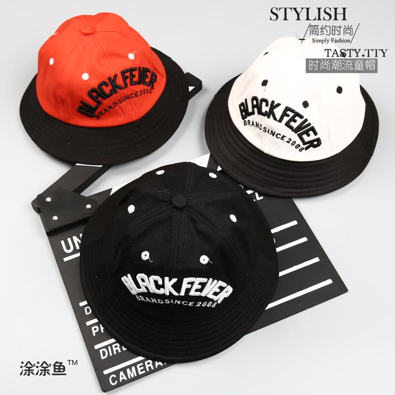 Detail Feedback Questions about Children unisex hiking outdoor fisherman cap  hat summer brand vintage cotton letter embroidery bucket hat on  Aliexpress.com ... 04486ba8168