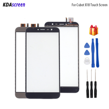 цена на Touch Screen For Cubot X18 Touch Panel Glass Replacement For Cubot X18 Touch Panel Free Tools