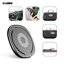 IMIDO Phone Holder 360 Degree Car Magnetic Air Vent Mount Mobile Smartphone Stand For iPhone XS MAX 8 7 Samsung Note 9 Universal цена