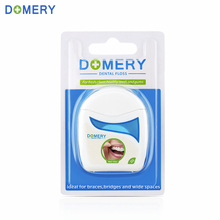 Domery 50m/pc Dentes Dental Floss Toothpick Interdental Brush for Oral Clean Teeth Care Hygiene Kit