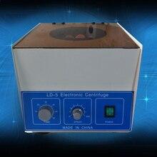 Wirówka laboratoryjna 50ML * 8 szt. Probówki 110V 220V 4000 obr./min 2770g wirówka do wirówek krwi prp wirówka laboratoryjna LD5