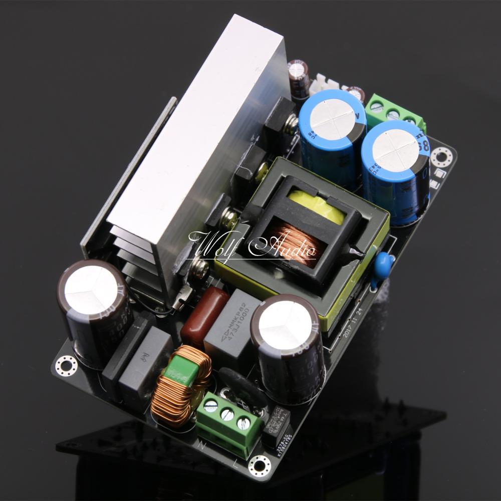500W HIFI Audio LLC Soft Switching PSU Board For Amplifier +-24V / +-35V / +-48V / +-60 / +-70 / +-80 Power Board Supplies