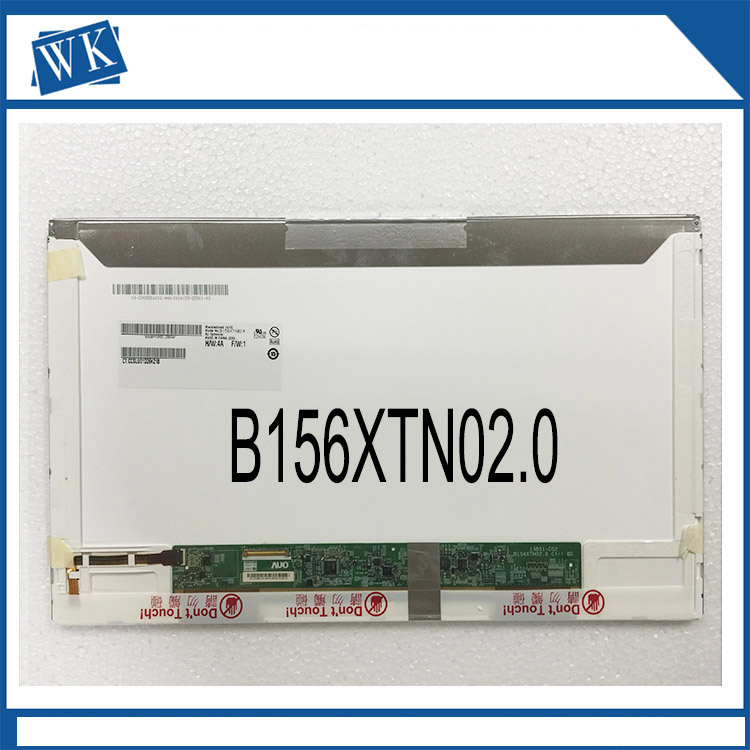 B156XW02 B156XTN02 LTN156AT02 LTN156AT05 LP156WH2 LP156WH4 1366*768 40 pins Laptop LCD Screen for ACER 5755G 5750G 5750ZG 5742GB156XW02 B156XTN02 LTN156AT02 LTN156AT05 LP156WH2 LP156WH4 1366*768 40 pins Laptop LCD Screen for ACER 5755G 5750G 5750ZG 5742G