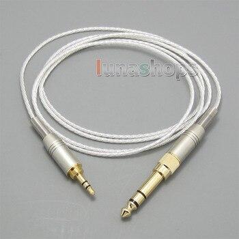 LN004787 auriculares chapados en plata 0,5 m 1,3 m 1,8 m 2,5...