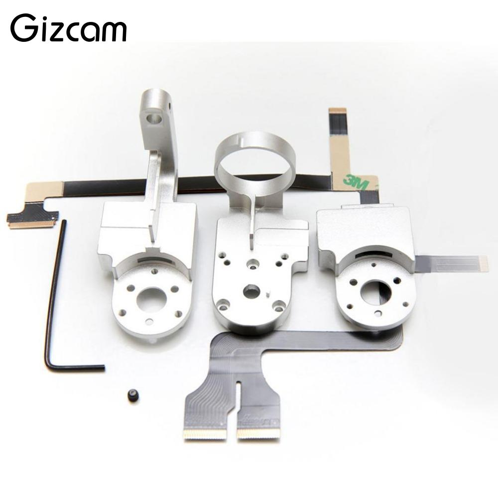 Gizcam Original Yaw Ribbon Cable Kit Screw Gimbal Repair for Advanced DJI Phantom 3 Drone Quadcopter Repair Parts Accessories