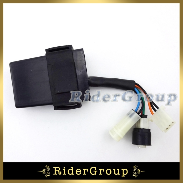 atv cdi box wiring enthusiast wiring diagrams u2022 rh rasalibre co CDI Ignition Wiring Diagram 4 Wire Cdi Wiring Diagram
