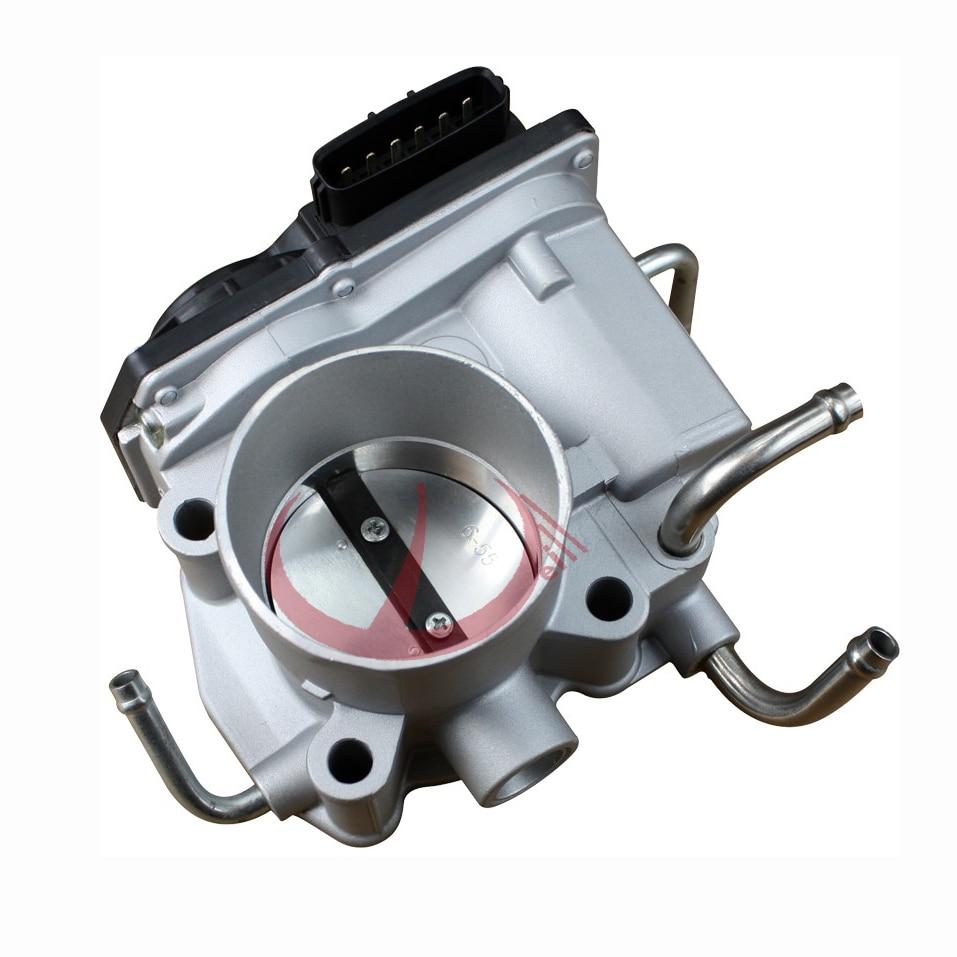 55mm Bore Diameter Butterfly Case For Toyota Camry Highlander RAV4 2.4L Electronic Throttle Body Valve 2203028060 цены