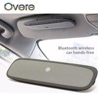 Overe 1Set Bluetooth Car Kit Speakerphone Wireless Speaker Phone For Mercedes W205 W203 Volvo XC90 S60 XC60 V40 Alfa Romeo 159