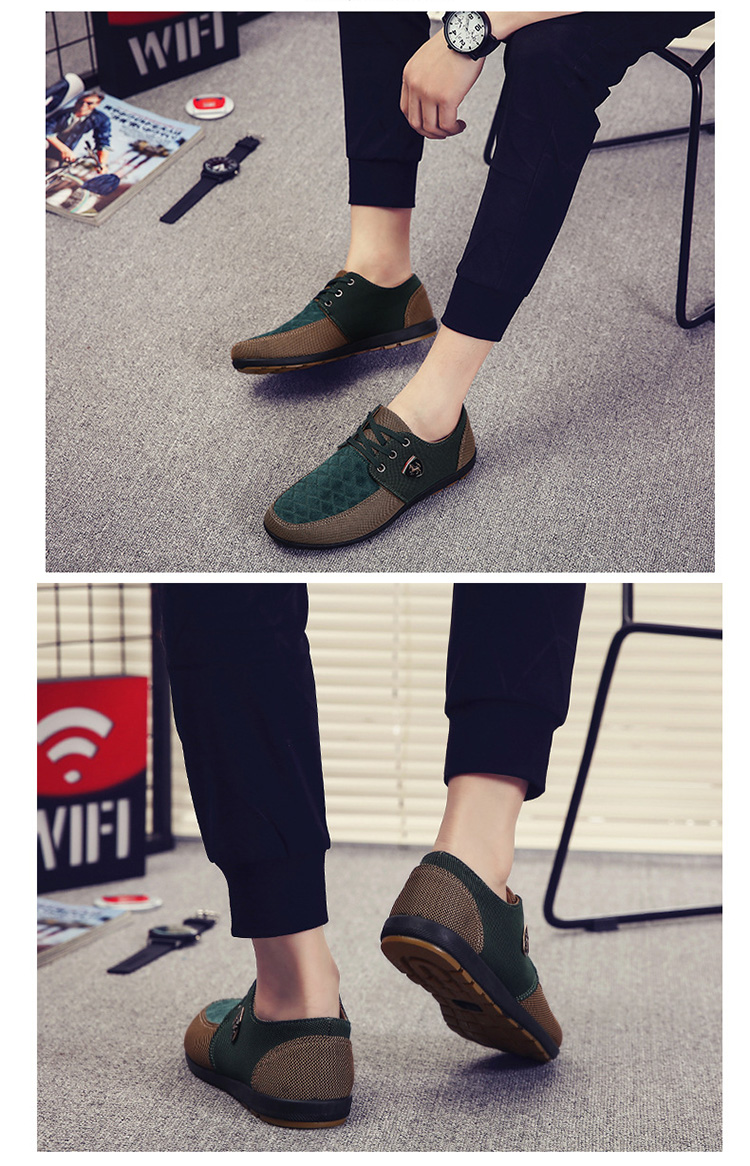 HTB1 0IvaiYrK1Rjy0Fdq6ACvVXaL 2019 Shoes Men Flats Canvas Lacing Shoes Breathable Men Casual Shoes Fashion Sneakers Men Loafers Wholesale Men 39 S Shoes