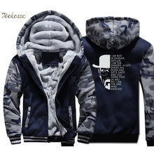 Breaking Bad Hoodie Men Heisenberg Danger Swag Sweatshirt Coat Winter Thick Fleece Warm Walter White Cook Jacket Plus Size 4XL