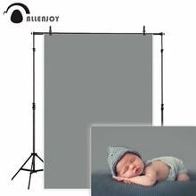 Чистый Шторм серый фон для фотосъемки сплошной цвет фон портрет фотостудия фотосессия реквизит фотосессия