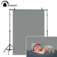 Pure storm grijs fotografie achtergrond effen kleur achtergrond portret foto studio photoshoot prop photocall
