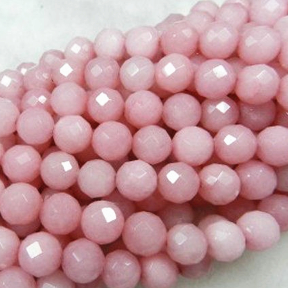 Genuine Natural Undyed Coral Strand Round Smooth High Luster Beads 8mm