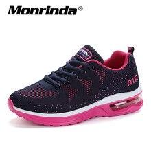 b45644be3e416 Yeni Kadınlar için koşu ayakkabıları hava yastığı kadın Markalı Sneakers  Erik Otr Spor Koşu Eğitmenler Nefes