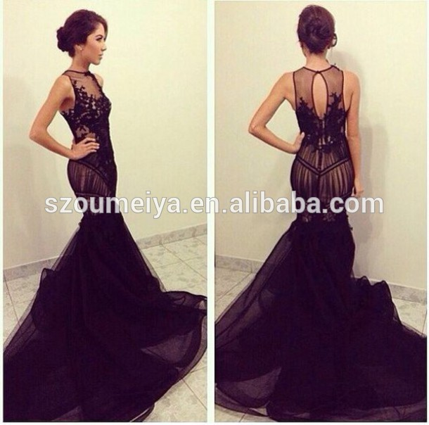 Stunning Black Evening Dresses