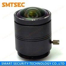 """4K 12MP UHD 3,2 мм CCTV объектив 131 градусов широкий угол S Крепление 1/1. """" CS крепление объектива для UHD безопасности 4K камера SL-HD3220MP"""