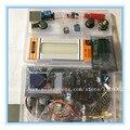 Con la Caja Al Por Menor versión Mejorada Starter Kit para Arduino uno R3 RFID Learning Suite Envío Libre Al Por Mayor 1 Unidades