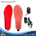 NEW Heating Insoles With Wireless winter Remote Control Battery Powered for men and women large EUR Size 41-46 Cut to Fit