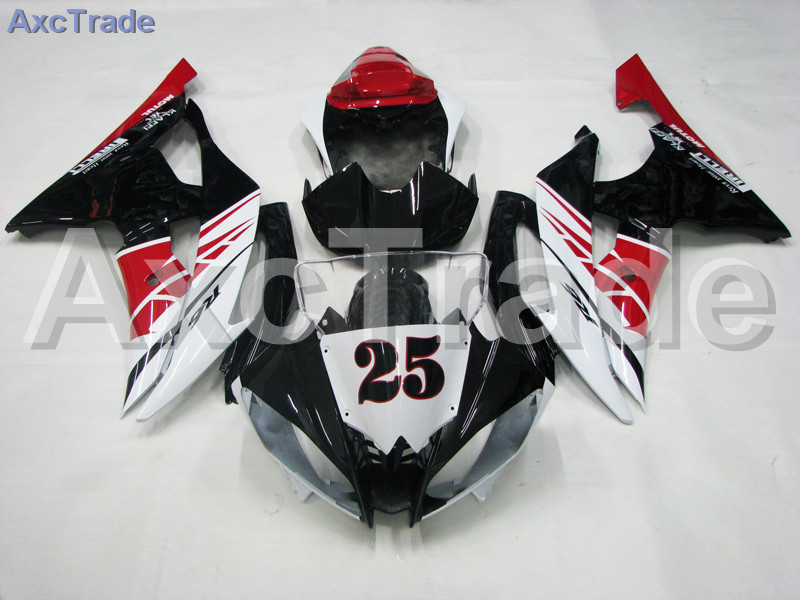 Motorcycle Fairings Kits For Yamaha YZF600 YZF 600  R6 YZF-R6 2008-2014 08 - 14 ABS Injection Fairing Bodywork Kit Red Black hot sales yzf600 r6 08 14 set for yamaha r6 fairing kit 2008 2014 red and white bodywork fairings injection molding