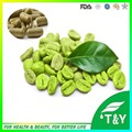 500 mg * 200 unids cápsulas de café Verde de grano con el envío libre