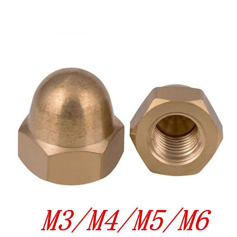 B Blesiya 12 x Copper Flashed Exhaust Manifold Nuts M8 Pitch High Temperature for BMW 3 Series E30