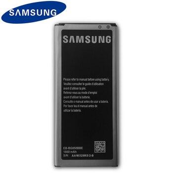 63e307dd03e Samsung Original teléfono batería EB-BG850BBE para Galaxy Alpha G850 G8508S  G850A G850Y G850K G8509V G850F con batería NFC de 1860 mAh