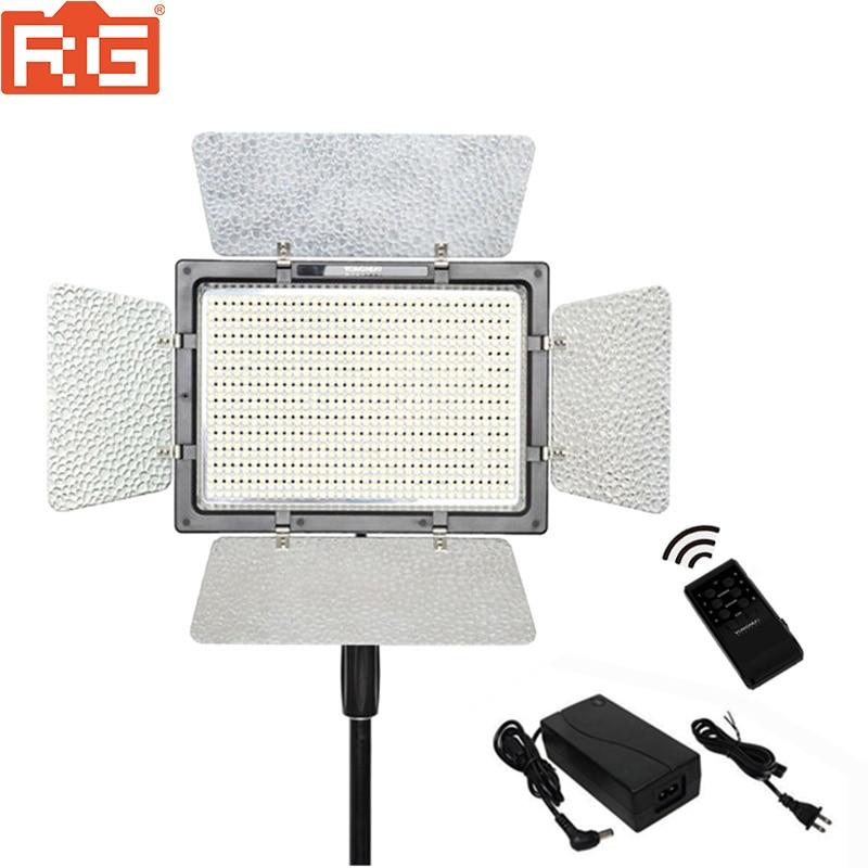 YONGNUO YN900 High CRI 95 Wireless 5500K LED Video Light Panel YN 900 900 Lamp Beans