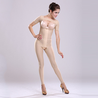 New Style Women Body Shaping Suits Slimming Adjustable Standard Breast Care Body Sculpting Underwear Women Jumpsuit