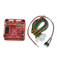 INAV FLIGHT F4 Flight Controller Built in OSD & Battery Voltage Current Monitor For FPV RC Airplane