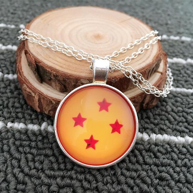 Dragon Ball Z Inspired Pendant