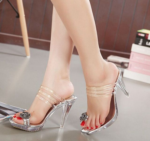 8d26c3756 High fashion new women sandals with crystal