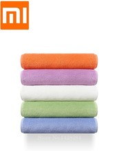 Xiaomi Mijia ZSH Home Textiles Strong Water Absorbing Cotton Washing Dry Hair Soft Towels Thickening Face cloth towel