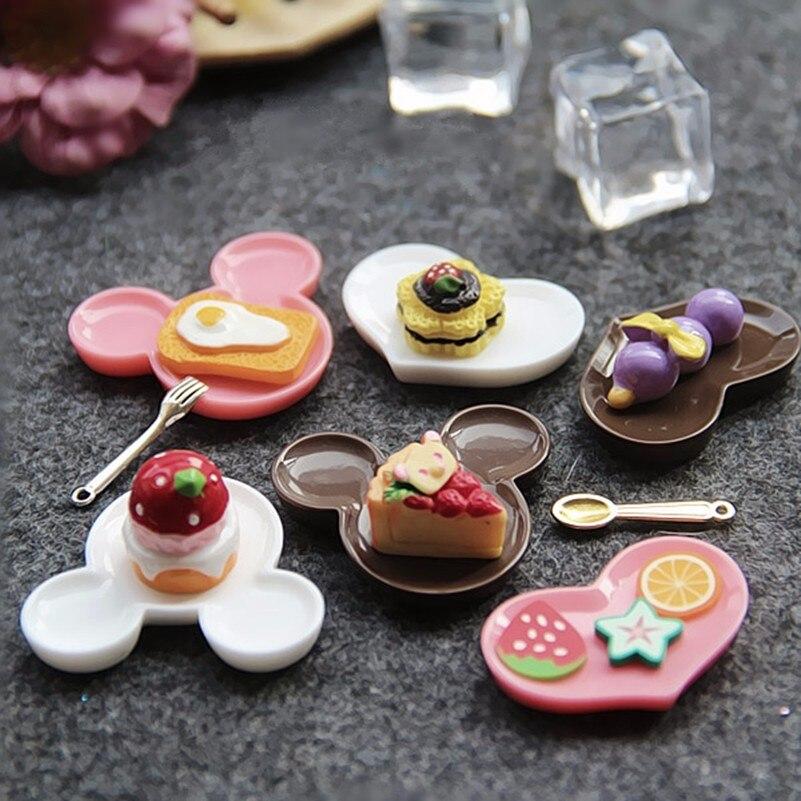 50 Piece Spoons Dollhouse Miniatures Supply  Food  Deco//Artist