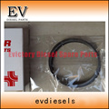 Yanmar engine rebuild kit 3D84-1 3TN84 3TN84L piston ring full gasket set con rod bearing