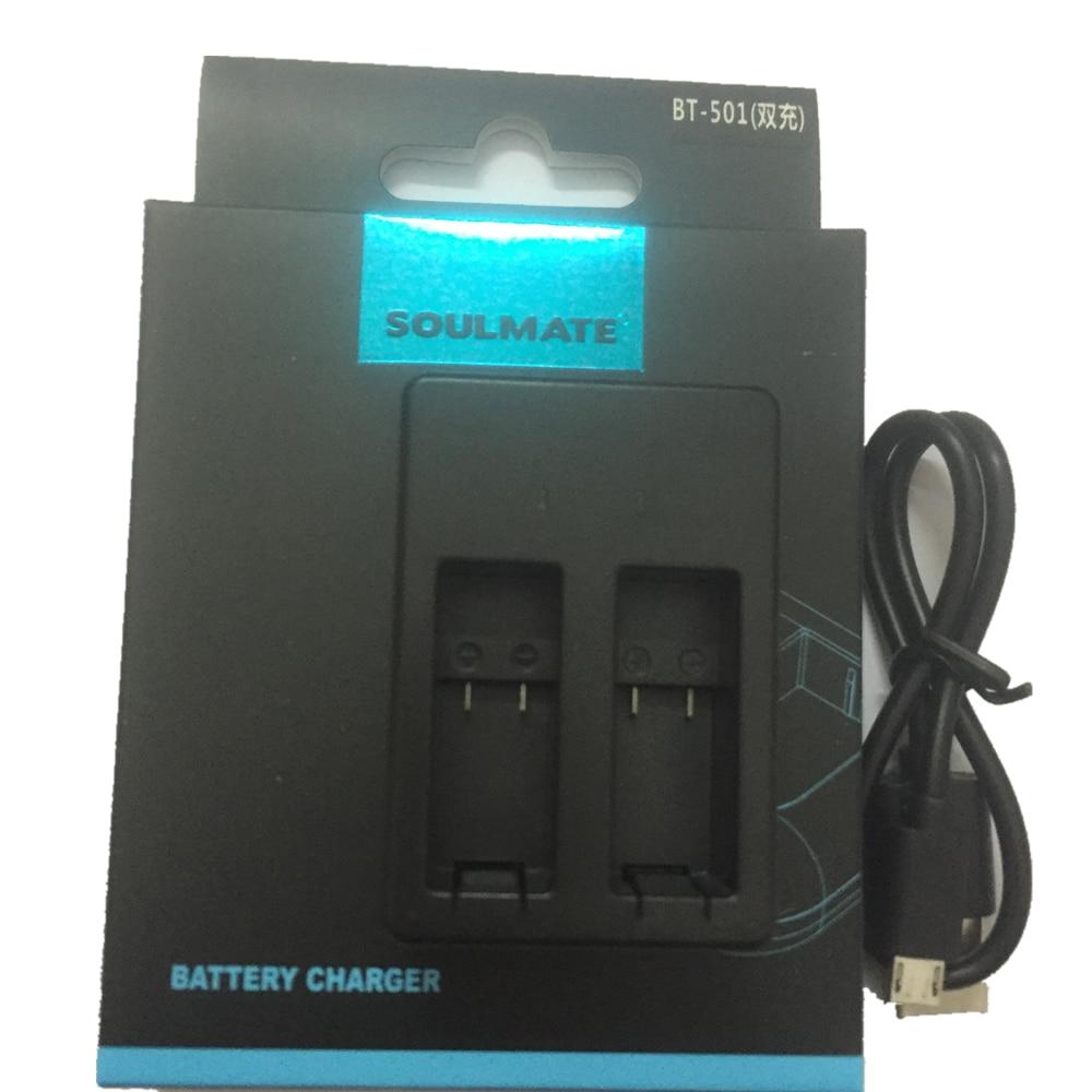Ahdbt-501 bt-501 литиевых Батареи пакет Зарядное устройство bt501 цифровой Motion Зарядные устройства для камеры bt-501 для <font><b>GoPro</b></font> <font><b>Hero</b></font> 3 <font><b>4</b></font> 5 6 черная собака 6